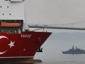 Turki Cegah Pasukan Jerman Geledah Kapal yang Diduga Bawa Senjata ke Libya