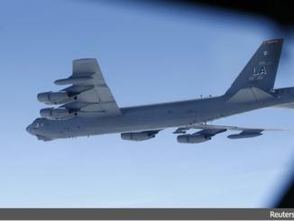 Timur Tengah Memanas, AS Sebar Pesawat Pembom B-25