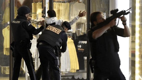 Mendagri Austria: Pelaku Serangan Wina Simpatisan ISIS