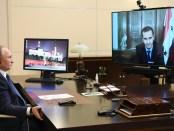 Assad ke Putin: Kembalinya Pengungsi adalah Prioritas Utama Kami
