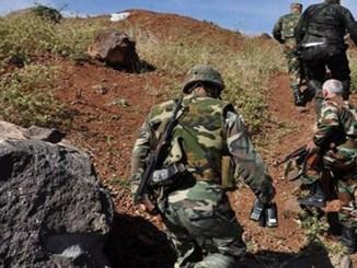 Tentara Suriah Gelar Operasi Militer Seiring Peningkatan Aktivitas Teroris di Daraa Timur