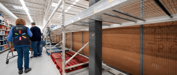 Covid-19 Meledak, Warga AS Kembali Borong Tisu Toilet