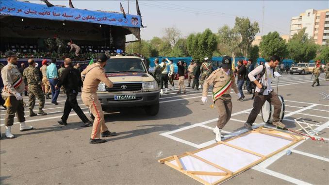 Iran Konfirmasi Penangkapan Otak Serangan Parade Militer AhvazIran Konfirmasi Penangkapan Otak Serangan Parade Militer Ahvaz