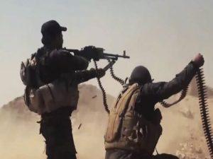 Hashd Al-Shaabi Gagalkan Serangan ISIS di Selatan Samarra