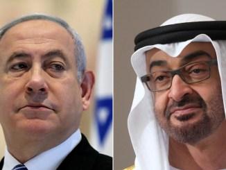 """""""Bulan Madu"""" Menggairahkan Uni Emirat Arab dan Israel"""