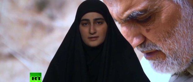 Putri Soleimani: Ayahku Monster Bagi AS tapi Penyelamat bagi Dunia