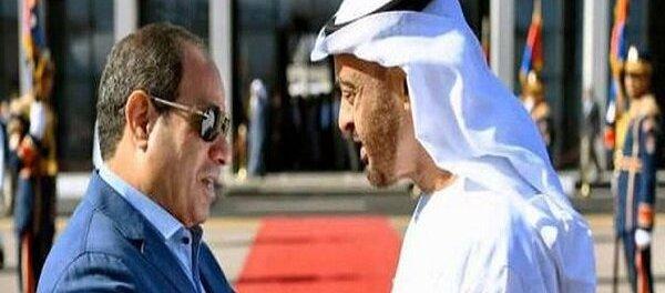Upaya MbZ Lengserkan Al-Sisi Picu Ketegangan Mesir-UEA