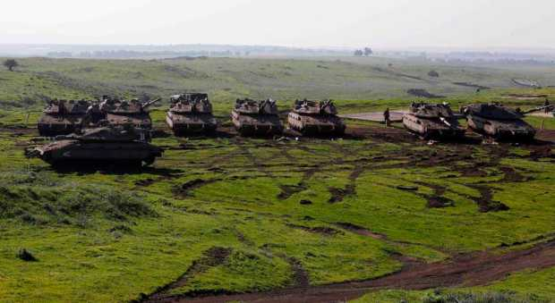 Suriah Desak DK PBB Hentikan Agresi Berulang Israel