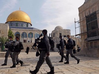 Anggota Kerajaan Bahrain Klaim Kunjungi Al-Aqsha Ditengah Kemarahan Palestina