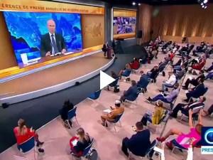 Putin: AS Provokasi Rusia Kembangkan Senjata Hipersonik