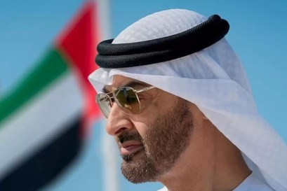 MbZ Ingin Jadikan Dubai Sebagai Ibukota Surga Prostitusi dan Cuci Uang di Dunia