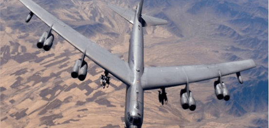 Jelang Peringatan Kematian Soleimani, AS Kirim 2 Pesawat Bomber ke Timur Tengah