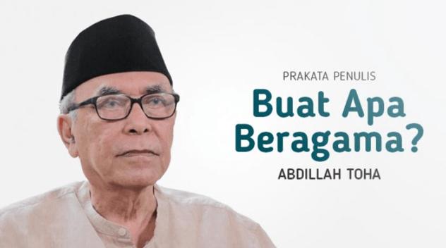 Abdillah Toha: Islam Menggugat?