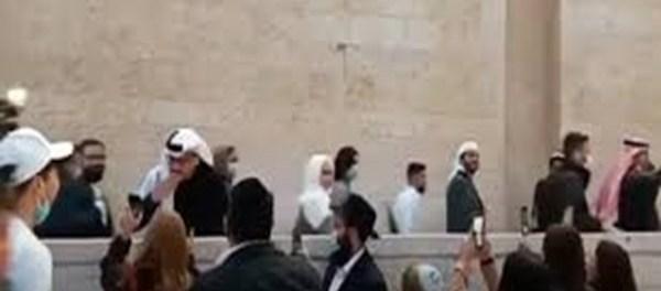 Delegasi UEA Kunjungi Tembok Ratapan di Yerusalem