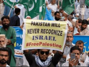 Kesal ke Pakistan, Israel: Dia Bukan Kandidat Normalisasi