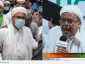 Mau Diperiksa Polisi, Tiba-tiba Habib Rizieq Shihab Ngaku Lemas