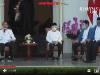 BREAKING NEWS! 6 Nama Menteri Baru di Pemerintahan Jokowi