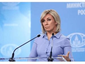 "Jubir Kemenlu Rusia ""Semprot"" Utusan Khusus AS untuk Suriah"