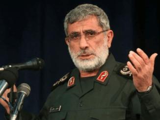 Timur Tengah Memanas, Komandan IRGC Kembali Kunjungi Irak