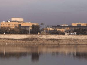 Para Tokoh Irak Serempak Kecam Serangan Roket Kedubes AS di Baghdad