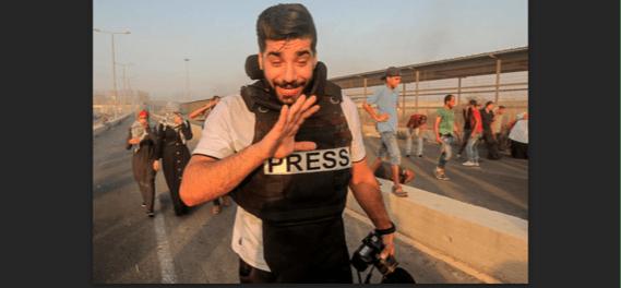 Sindikat Jurnalis Palestina Serukan Boikot Media Israel