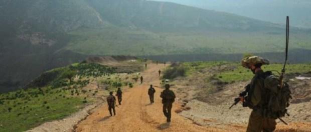 Pasukan Israel Diserang di Sepanjang Perbatasan Lebanon