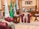 Koordinasi Militer Komandan Tertinggi AS dengan Saudi di Riyadh