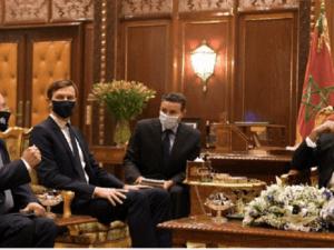 Raja Maroko: Kami Nantikan Hubungan Solid dengan Israel