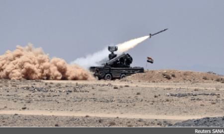 BREAKING NEWS! Rudal Israel Serang Damaskus
