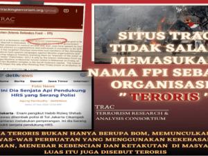 Benarkah Teroris Tunggangi FPI dan Habib Rizieq Shihab?