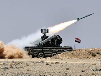 Jubir Militer Israel: Suriah Luncurkan Rudal Anti-Pesawat Terbesar di Dunia