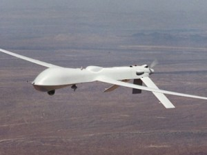 Militer AS Tembak Jatuh Drone Irak di Langit Baghdad
