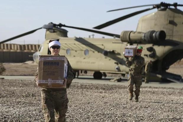 AS Dirikan Pangkalan Militer Baru di Hasakah