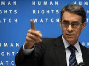 HRW: Trump Bencana Bagi Kemanusiaan