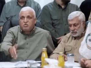 AS Jatuhkan Sanksi ke Ketua Hasdh Al-Shaabi Irak