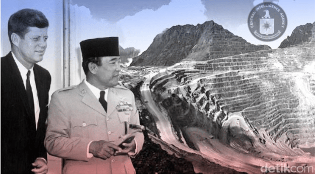 Intelijen Indonesia Kebobolan Agen Cantik CIA