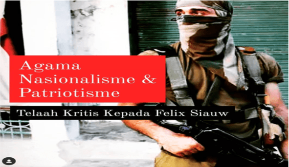 """Tak Paham Nasionalisme Ala Nabi, Islah Bahrawi """"Semprot"""" Felix Siauw"""