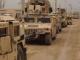 Konvoi Koalisi Pimpinan AS Diserang Dekat Kota Samarra, Irak