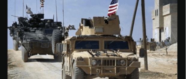 Konvoi Bala Bantuan Militer AS Masuki Suriah