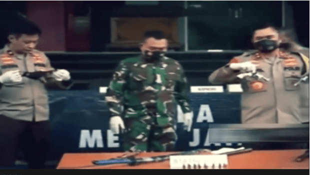 Munarman Bohong, Komnas HAM: Senjata Api Ternyata Milik FPI