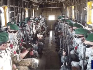 Latihan Militer Besar-besaran AL Iran di Laut Oman