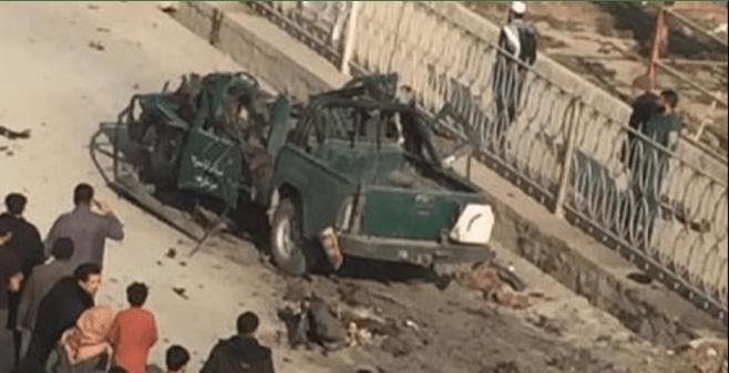 4 Ledakan Terpisah Guncang Ibu Kota Afghanistan, Kabul