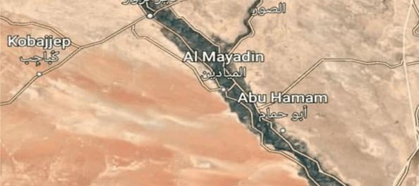 Serangan Udara Israel Sikat Deir Ezzor dan Al-Bukamal