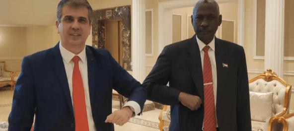 Pertama Kali, Menteri Intelijen Israel Kunjungi Sudan