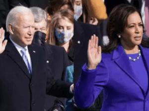 Detik-detik Joe Biden Disumpah Jadi Presiden AS ke-46