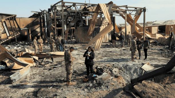 Serangan Iran ke Ain Al-Assad Puncak Penderitaan Tentara AS