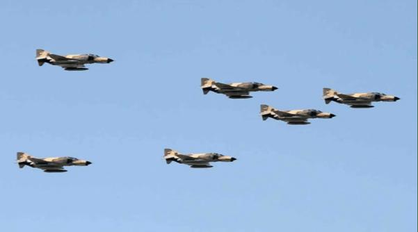 Jenderal Lebanon: Iran Mampu Serang 54 Pangkalan Militer AS di Timur Tengah