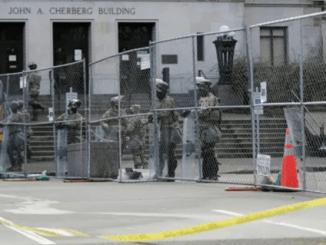 Detik-detik Perang Saudara di Amerika Serikat