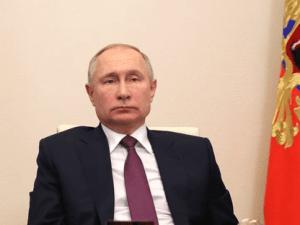 Sriwijaya Air Jatuh, Putin Sampaikan Belasungkawa ke Jokowi