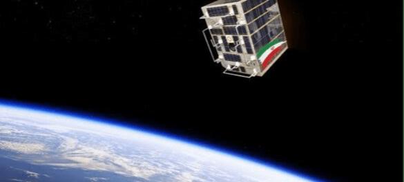 Satelit Pars 1 Resmi Diserahkan ke Badan Antariksa Iran